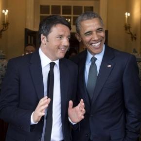 Renzi - Obama: tutto pronto per la cena del 18 ottobre - zazoom.it