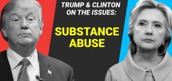 Clinton and Trump on opioid drug addiction and treatment issue ... - businessinsider.com