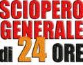 Sciopero generale del 21/10: trasporti fermi per 24 ore, tutte le informazioni