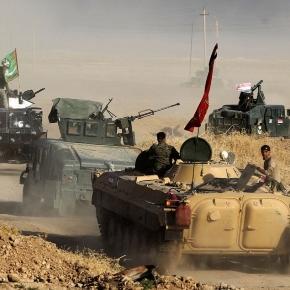 A început atacul asupra orașului Mosul, ultimul bastion ISIS - Foto: AFP/Getty Images