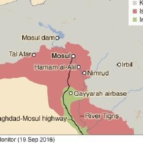 Les assaillants laisseront l'ouest de Mossoul relativement intact