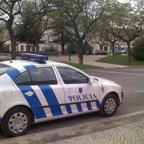 Portuguese police car. Picture by JSobral, Creative Commons.
