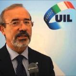 Carmelo Barbagallo, segretario generale della UIL