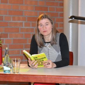 Anke Domscheit-Berg wünscht sich, dass sich mehr Bürger für Gerechtigkeit engagieren.