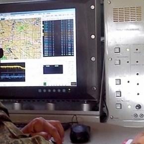 Die Energiewaffen werden mit extra geschützten Klapprechner gesteuert, mil.ru