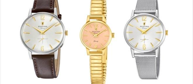 Festina 1948 Extra : le charme (légèrement) suranné des montres à l'ancienne