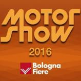 Motor Show a Bologna dal 3 all'11 dicembre 2016