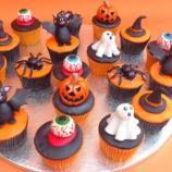 Idee per dolci e decorazioni in occasione di Halloween.