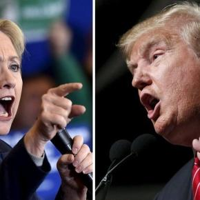 US election 2016: Hillary Clinton and Donald Trump rack up more ... - bbc.co.uk