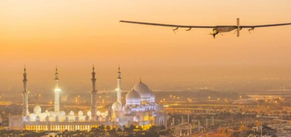 Solar Impluse 2 arriving in Abu Dhabi, UAE ABB ...- abb.com