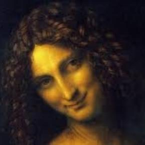 "Leonardo da Vinci's ""St. John the Baptist"" icon.org.uk"