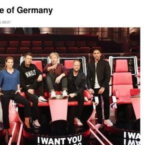 the voice deutschland