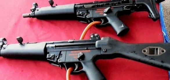 Niezwykle poręczna i skuteczna broń z firmy Heckler & Koch. Fot.: Rizuan, CC B-Y 4.0