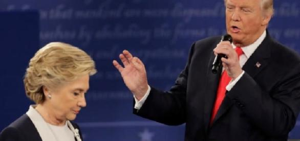 Post-Debate Polling Data Shows Hillary Clinton With Only A Slim Lead - thefederalist.com