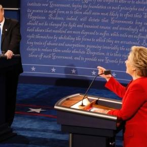 2 Key Things That Hillary Clinton and Donald Trump's Debate ... - wsj.com
