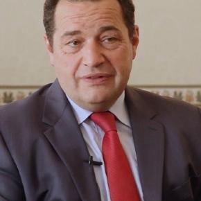 Jean-Frédéric Poisson, président du PCD et candidat à la primaire de la droite
