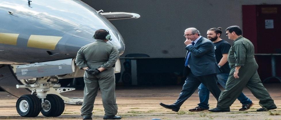 Possível delação de Eduardo Cunha causa apreensão entre políticos