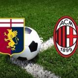 Genoa Milan info streaming e consigli sul match