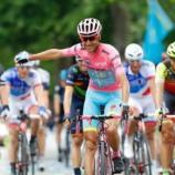Vincenzo Nibali, maglia rosa in carica