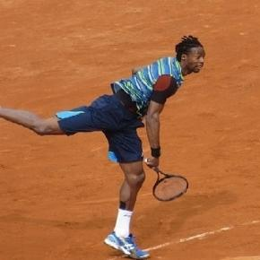 Gael Monfils (Credit: Charlie Cowins - wikimedia.org)