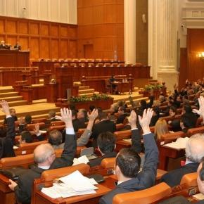 Parlament nou nout propus de PSD