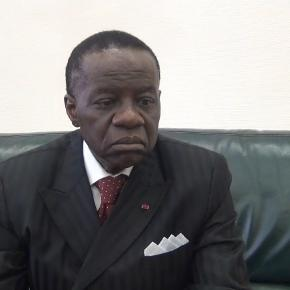 (photo: rdpcpdm.cm) Cameroons Minister of Higher Education, Jacques Fame Ndongo