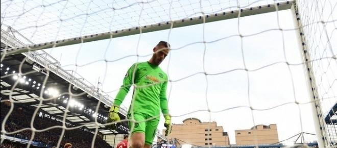 Mourinho infeliz no regresso a Stamford Bridge