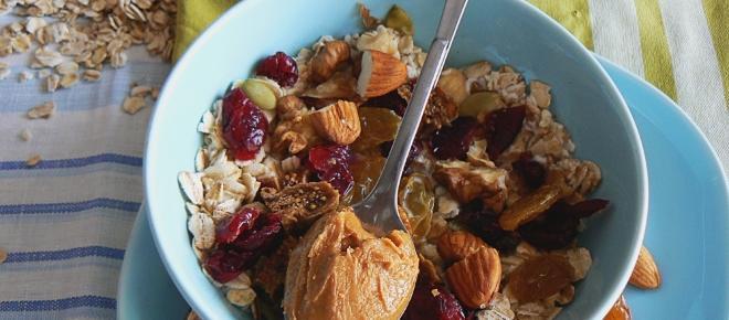 Płatki owsiane - najzdrowsze śniadanie