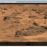 La faccia di Obama su Marte - nextquotidiano.it