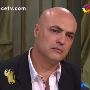 Marcelo Salinas muy enojado con Scioli