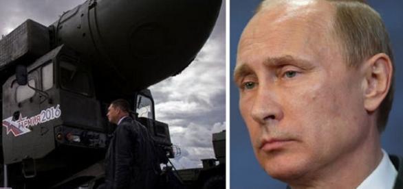 """Rusia a creat cea mai mare rachetă balistică intercontinentală -""""Satan"""""""