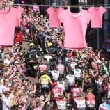 Percorso Giro d'Italia 2017, scoppiano le prime polemiche.