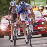 Thibaut Pinot: il francese vorrebbe correre il Giro d'Italia
