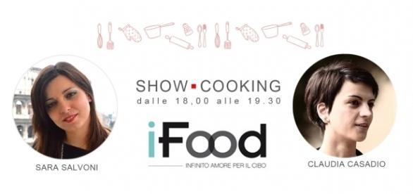 Invito show cooking Scavolini e iFood a Fabriano - sabato 12 novembre