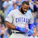 The Cubs and Dodgers make key lineup changes for Game 6 of the ... - foxsports.com