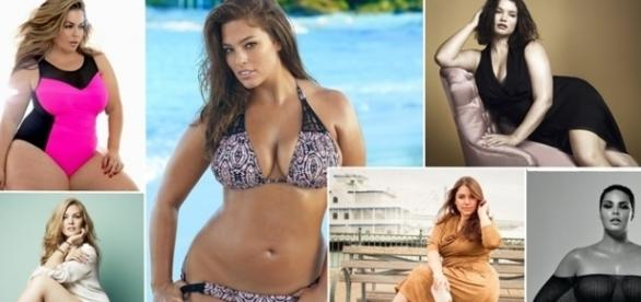 As modelos plus size estão fazendo o maior sucesso