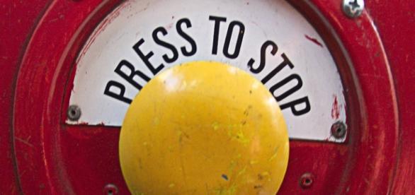 Press to stop? Von der Verantwortung der Presse. FreeImages.com/Nick Cowie