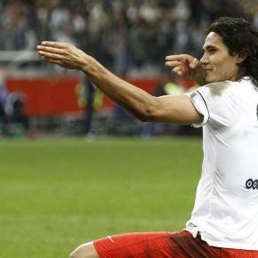 Cavani décisif pour le PSG des Qataris à Lille lemonde.fr
