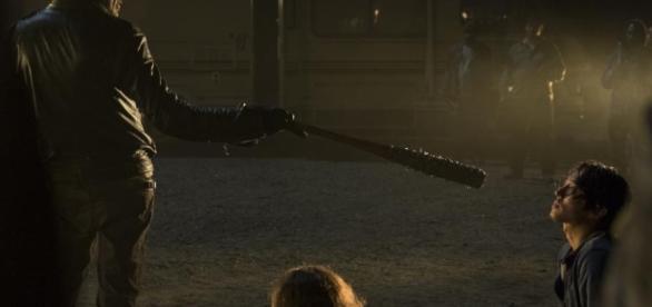 The Walking Dead' Finally Reveals Negan's Victim in Bloodiest ... - newsweek.com