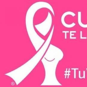 Octubre, mes del cáncer de mama