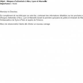 Les mails échangés entre Francis Gruzelle et Emmanuel Josse