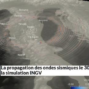Les ondes du séisme de dimanche se sont propagées de la Croatie à la Corse et Rome a été endommagée