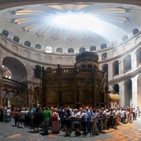 The Tomb Of Jesus Christ - Jerusalem, Israel - YouTube - youtube.com