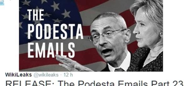 WikiLeaks sort de nouveaux courriels de Podesta mais devient de plus en plus critiqué pour ses méthodes