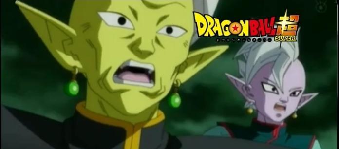 ¿Gowasu entrega sus pendientes potara a Goku y Vegeta?