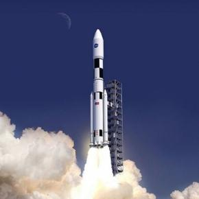 Heavy lift Space Launch System (NASA)