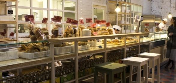 Mercato San lorenzo ospita gli studenti di Scienze e Tecnologie dell'Agroalimentare. CC Cafebabél.