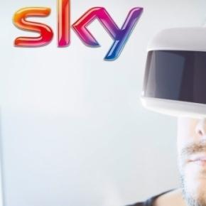 Virtual-Reality-App von Sky mit exklusiven Inhalten jetzt erhältlich. Foto: mirror.co.uk