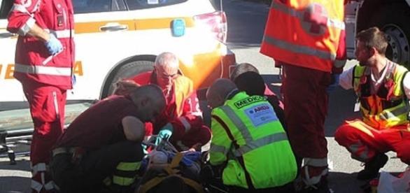 Calabria: bimbo di 6 anni cade dalla bici, gravissimo