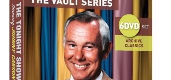"Johnny Carson, host of ""The Tonight Show."""